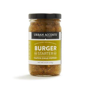 Urban Accents Hatch Chile Burger Starter