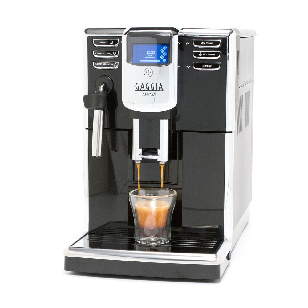 Gaggia Anima Superautomatic Espresso Machine
