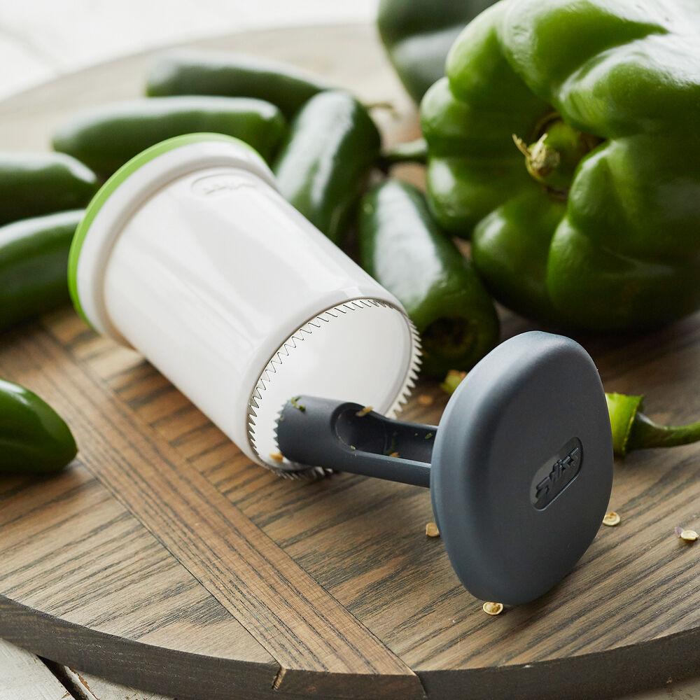 Zyliss 2-in-1 Pepper Corers