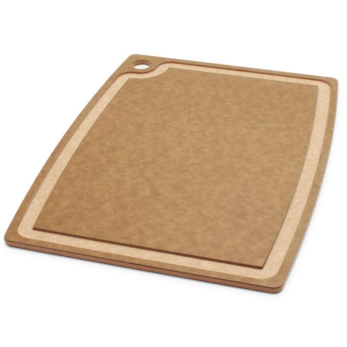 Epicurean Gourmet Series Groove Cutting Board, Nutmeg