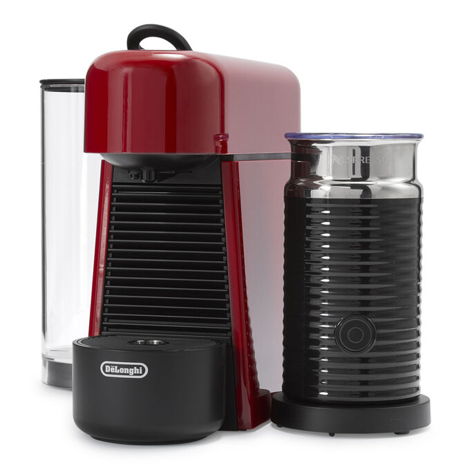 Nespresso Essenza Plus by De'Longhi with Aeroccino3 Frother