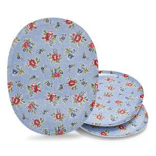 Summerhouse Platters, Set of 3