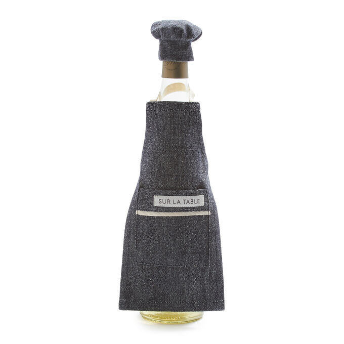 The Sommelier Signature Apron Bottle Cover