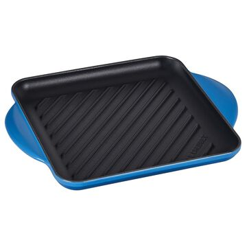 """Le Creuset Square Grill Pan, 9.5"""""""