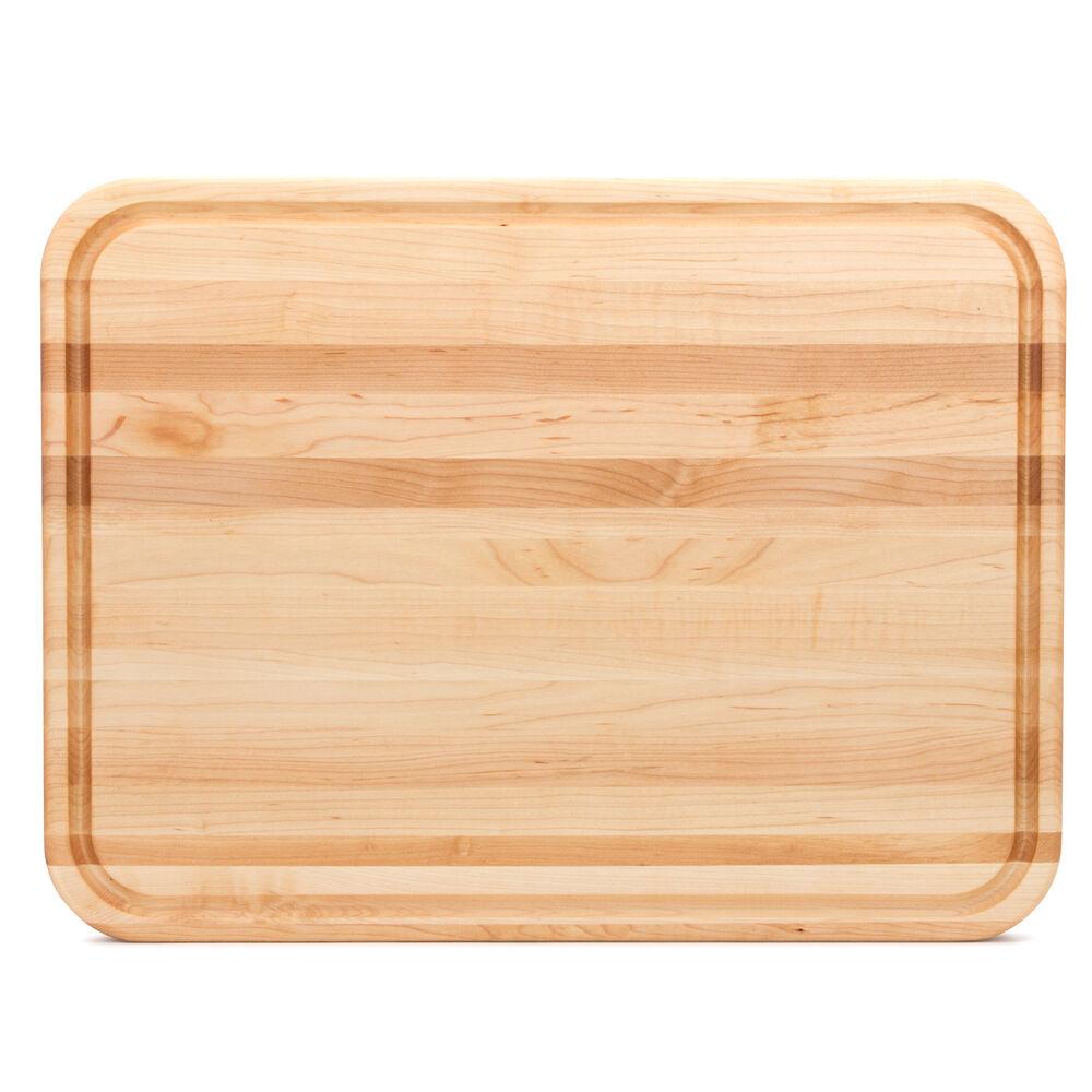 John Boos Tenmoku Maple Edge-Grain Cutting Board