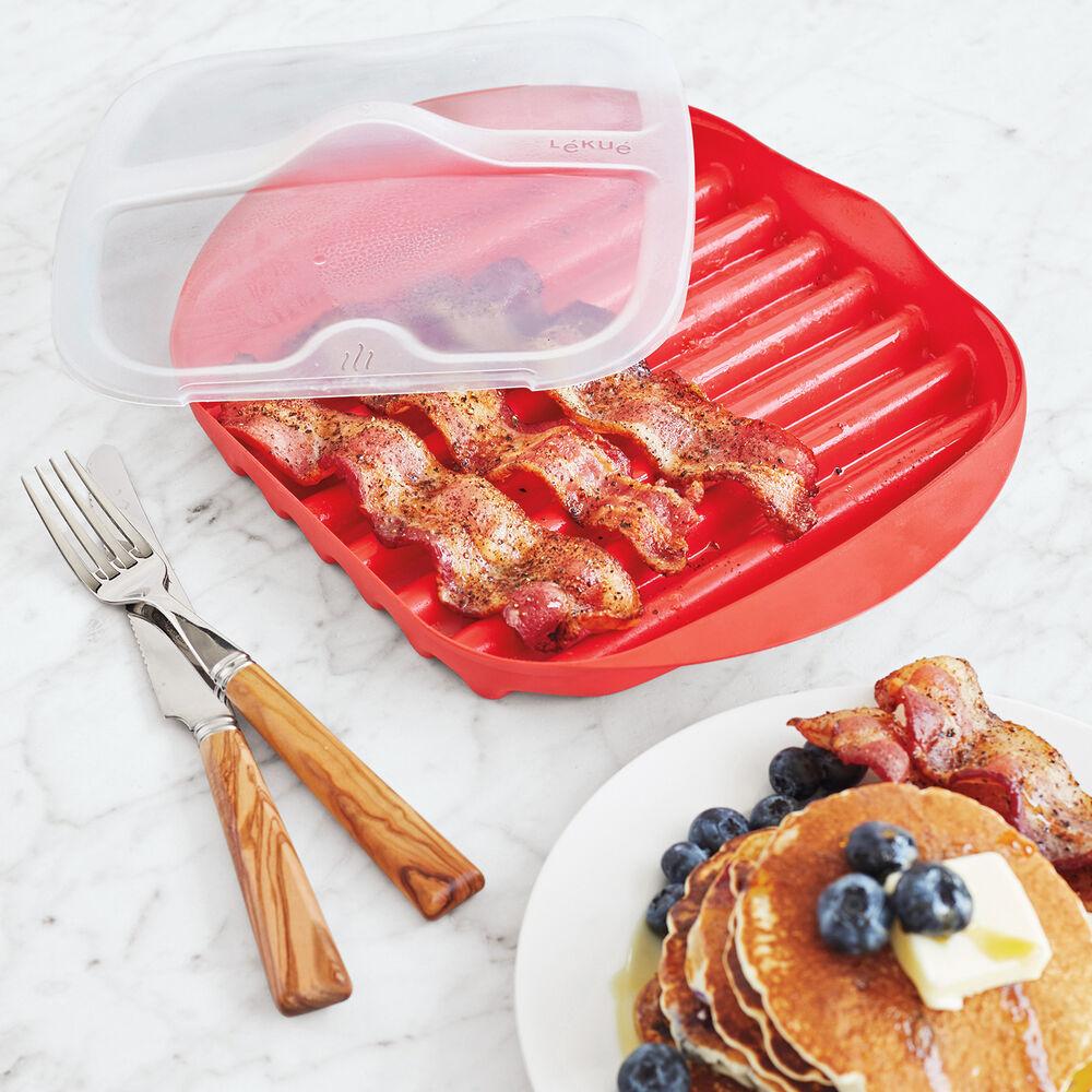 Lékué Microwave Bacon Maker