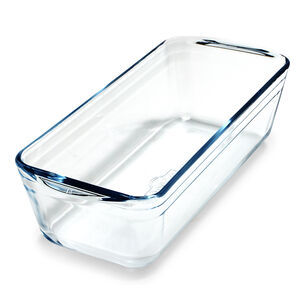 "Ô Cuisine Glass Loaf Dish, 11"""