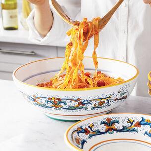 Nova Deruta Pasta Serve Bowl