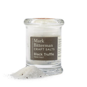 Bitterman's Black Truffle Salt