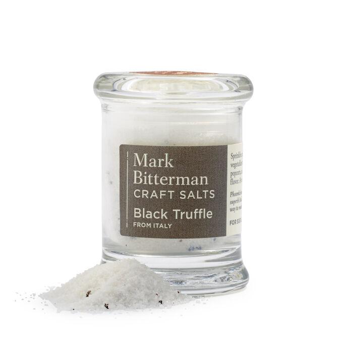 Bitterman's Black Truffle Salt