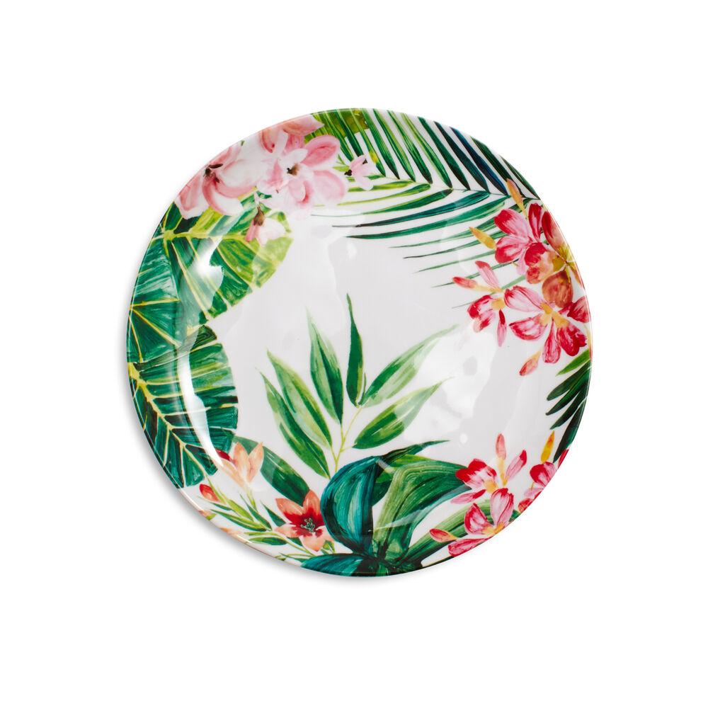 Cabana Melamine Dinnerware, Set of 12