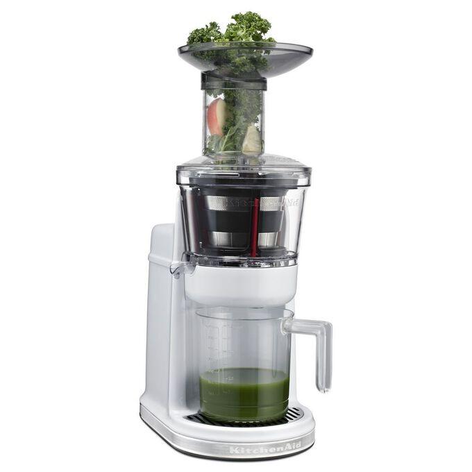 KitchenAid® Maximum Extraction Juicer, White