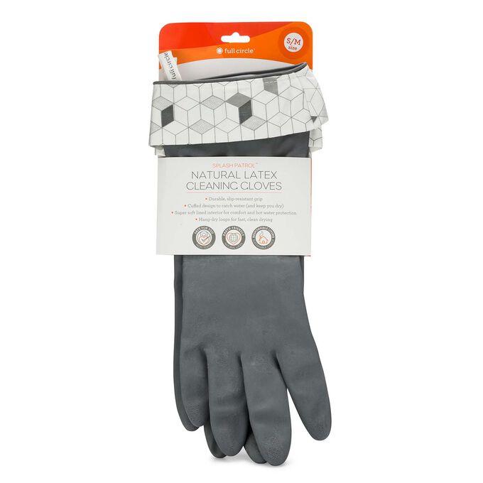 Full Circle Home Splash Patrol Natural Latex Cleaning Glove
