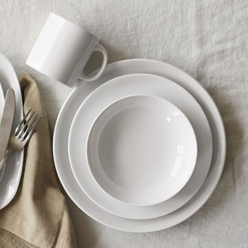Coupe 16-Piece Dinnerware Set