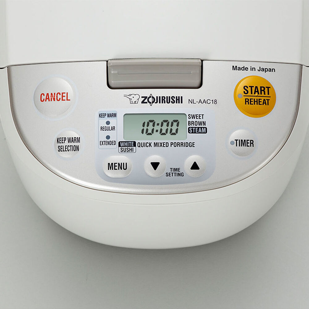 Zojirushi Micom Rice Cooker and Warmer, 10 cup
