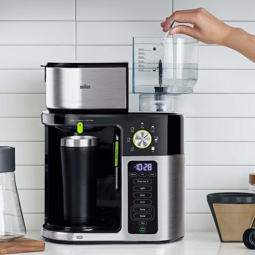 Braun MultiServe Coffee Machine