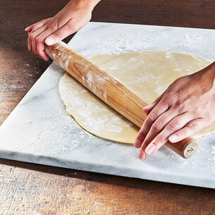 "Sur La Table Marble Pastry Board, 16"" x 20"" x 0.75"""