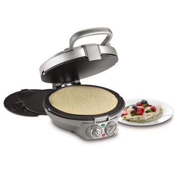 Cuisinart Pizzelle, Crêpe and Pancake Plus
