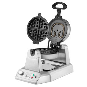 Waring Commercial Single Belgian Waffle Maker
