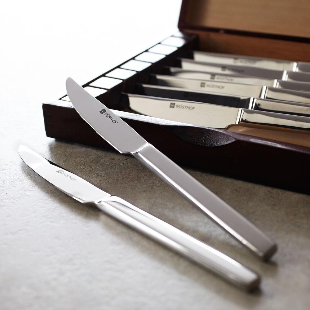 Wüsthof 8-Piece Steak Knife Set in Presentation Box
