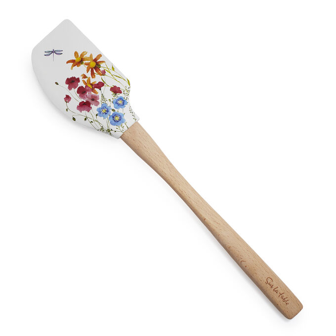 Sur La Table Floral Spatula