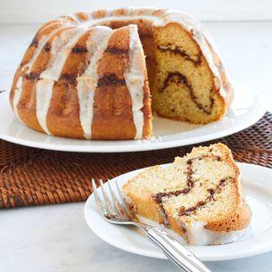 Sarabeth's Kitchen Budapest Bundt Cake