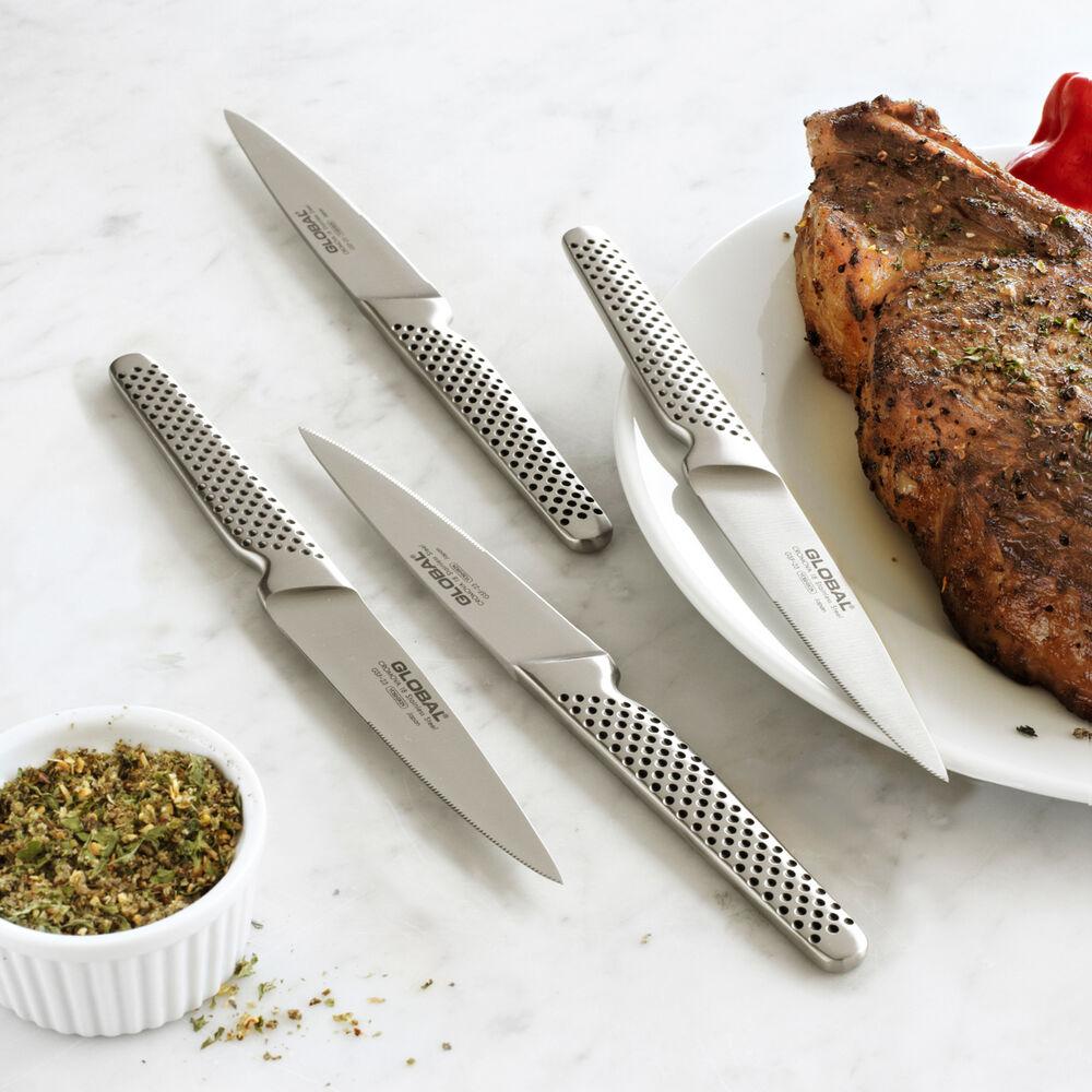 Global Steak Knives, Set of 4
