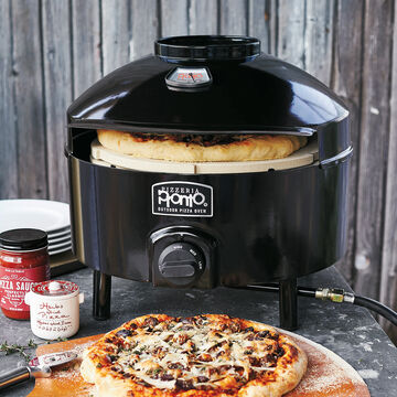 Pizzeria Pronto Portable Pizza Oven with Accessories