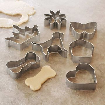 Dog Bone Cookie Cutter, 3.5""
