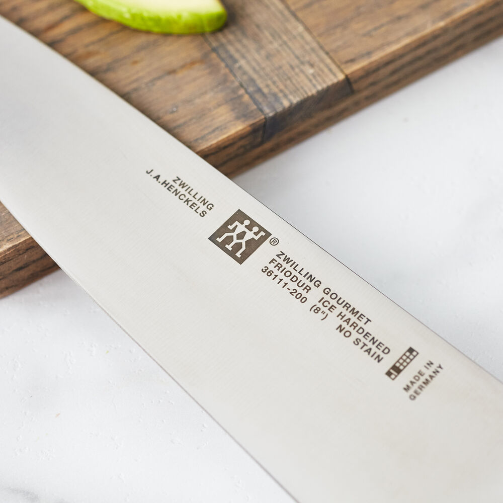 Zwilling J.A. Henckels Gourmet Chef's Knife, 8""