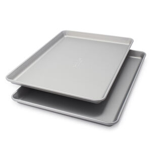 Sur La Table Classic Half Sheet Pans, Set of 2