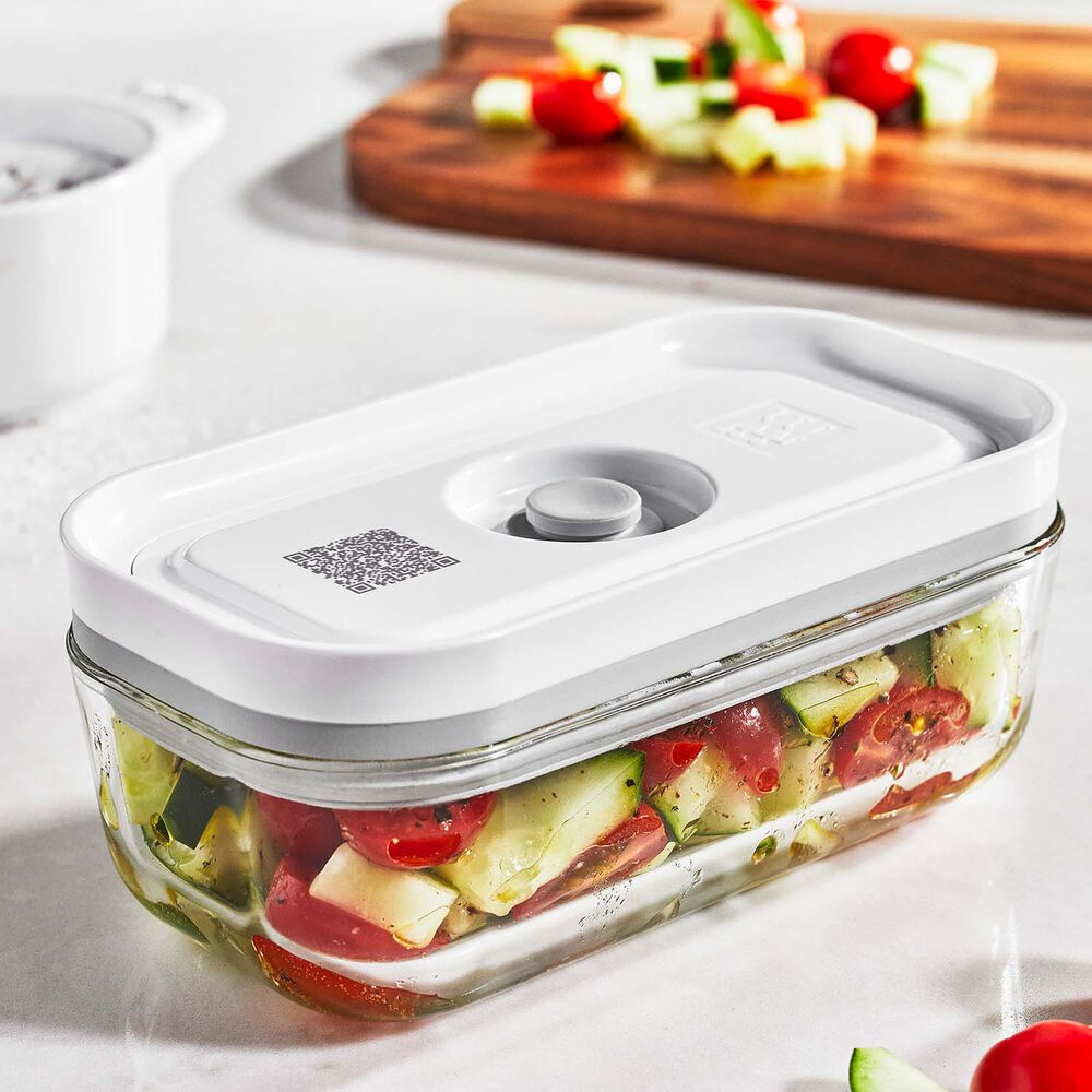 Zwilling Fresh & Save Glass Vacuum Container, Small