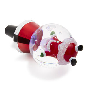 Santa Bottle Stopper