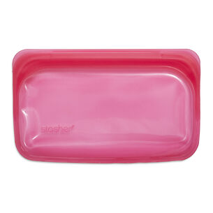 Stasher Reusable Silicone Snack Storage Bag