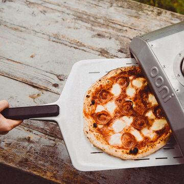 """Ooni 12"""" Perforated Pizza Peel"""