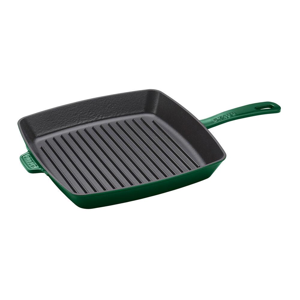 "Staub Square Grill Pan, 10"""