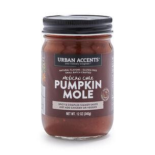 Pumpkin Mole Sauce