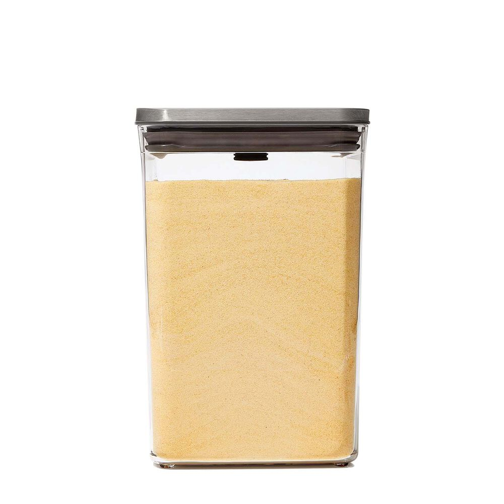 OXO SteeL POP Big Square Containers