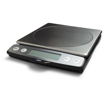 OXO 22-lb. Stainless Steel Scale with Pull-Out Display