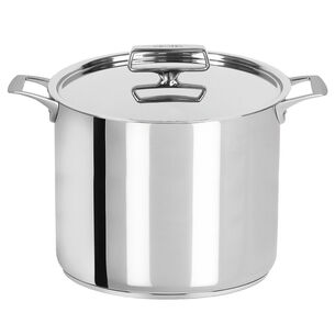 Cristel Castel'Pro Stockpots with Stainless Steel Lid