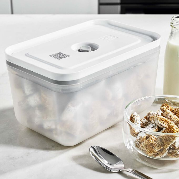 Zwilling Fresh & Save Plastic Vacuum Container, Tall Large