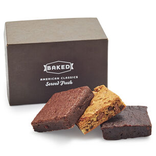 Baked Brownies Gift Boxes
