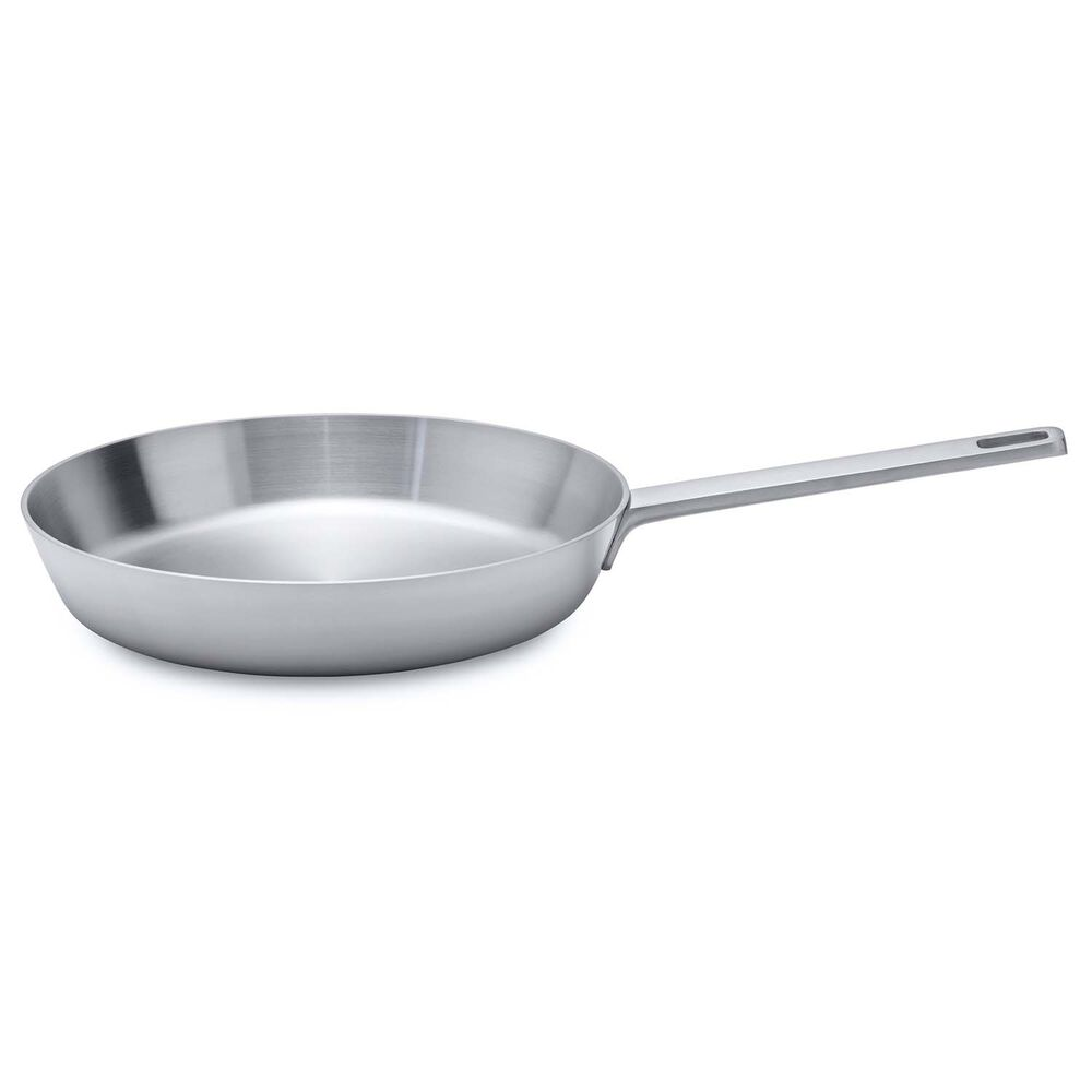 """BergHOFF Ron 5-ply Stainless Steel Skillet, 10.25"""""""