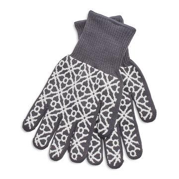 Large Tile Oven Gloves, Set of 2