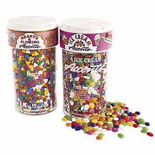 Ice Cream Sprinkles, Accents