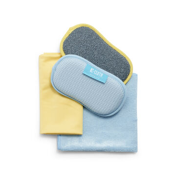 E-Cloth Microfiber Kitchen Cleaning Pack, Set of 5