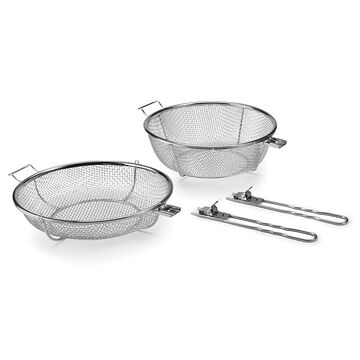Stainless Steel 3 in 1 Chef Basket