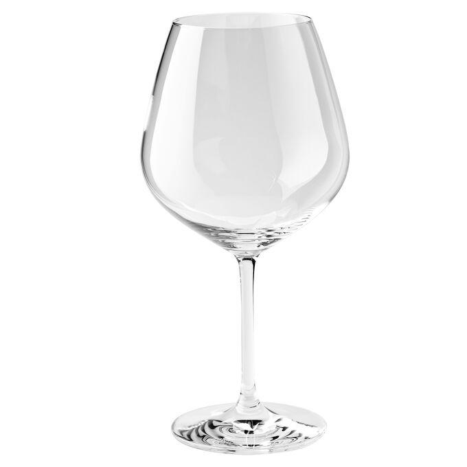 Zwilling J.A. Henckels Prédicat Burgundy Red Wine Glasses, 24.75 oz., Set of 6
