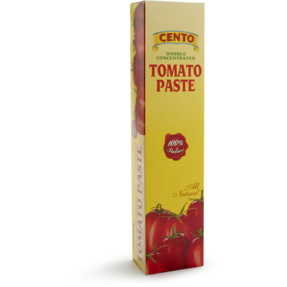 Cento Tomato Paste In A Tube 4 6 Oz