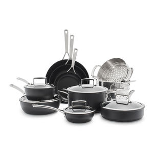 La Marque 84 15-Piece Nonstick Cookware Set